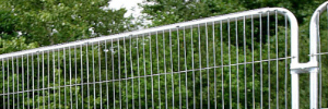 Temporary Fencing page