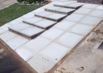 Concrete Slabs in Appley Bridge Wigan 1