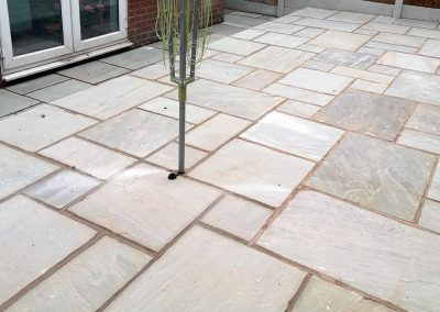 India Stone Patio Astley Manchester