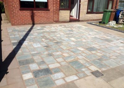Driveway Paving Ashton In Makerfield Wigan